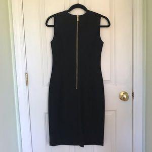 Calvin Klein Dresses - Calvin Klein Seam Front Sheath Dress